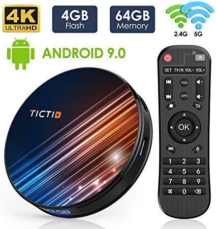 TICTID Android Box