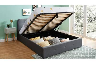 lit coffre queen size
